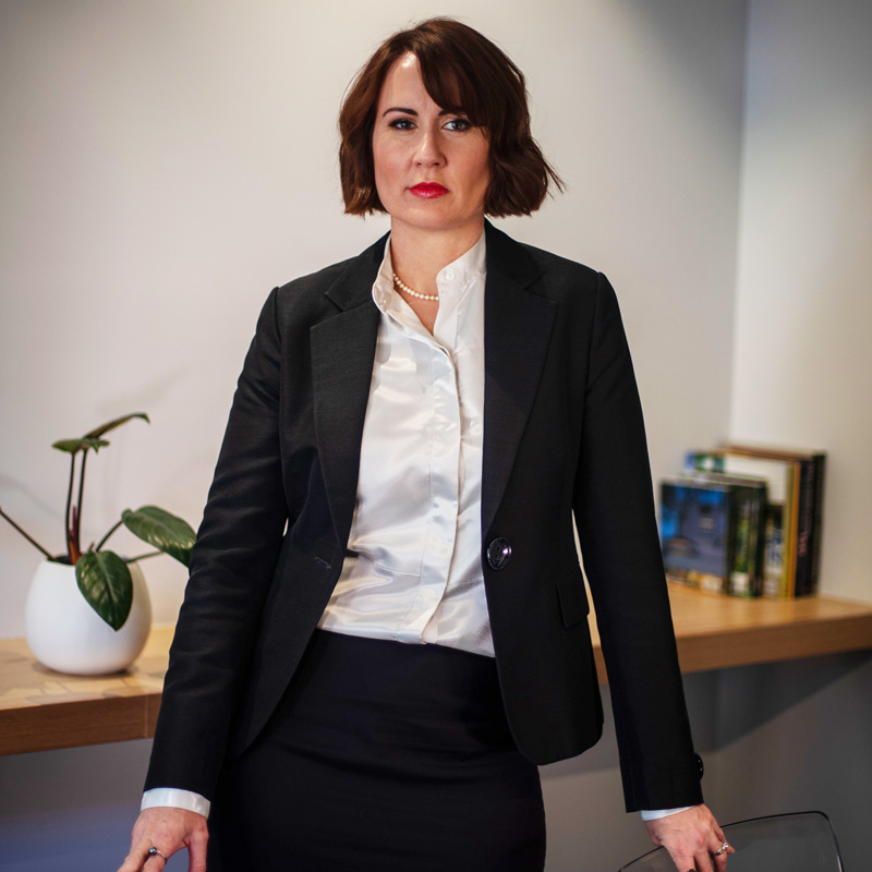 Gemma Richardson Family Law Perth standing